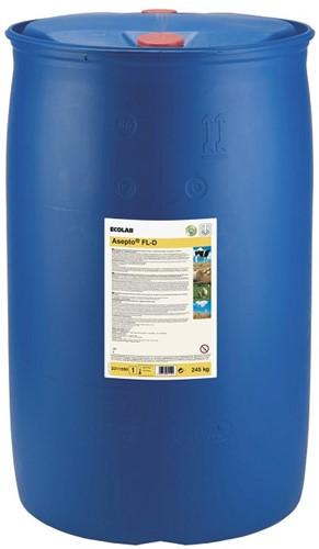 Ecolab Asepto FL-D 245 Kg