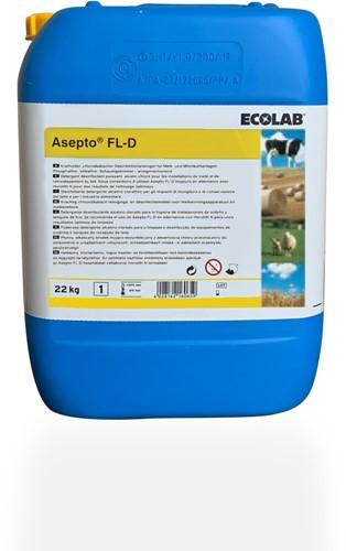 Ecolab Asepto FL-D 24 Kg