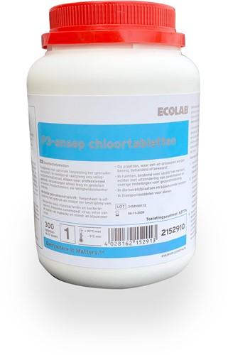 Ecolab P3-Ansep Chloortablet 6x300 st.