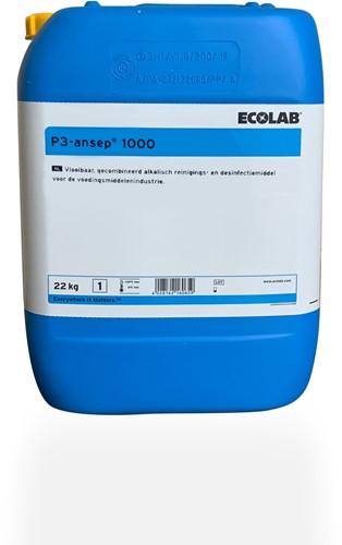 Ecolab P3-Ansep 1000 24 Kg