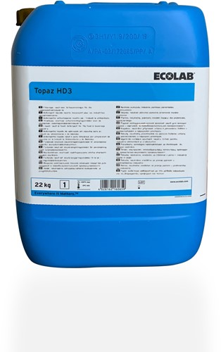 Ecolab Topaz HD3 25 kg