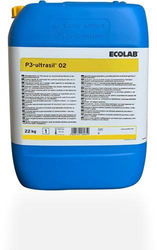 Ecolab P3-Ultrasil 02 19 Kg