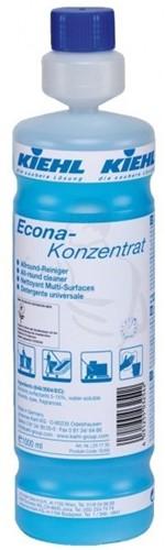 Kiehl Econa Konzentrat - Geconcentreerde Allesreiniger, 6 x 1 L