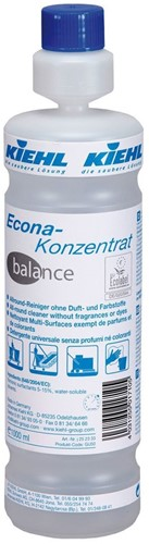 Kiehl Econa Konzentrat Balance - Allesreiniger, 6 x 1 L