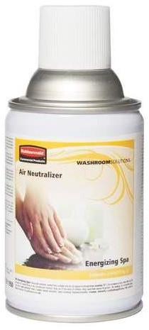 Rubbermaid Luchtverfrisser, Energizing Spa 243 ml