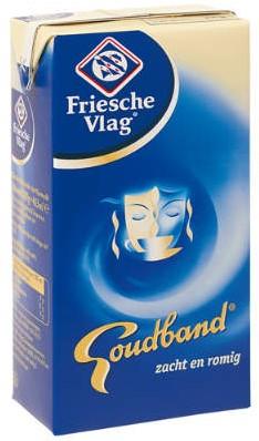 Friesche Vlag Goudband Pak 18 x 455 ml