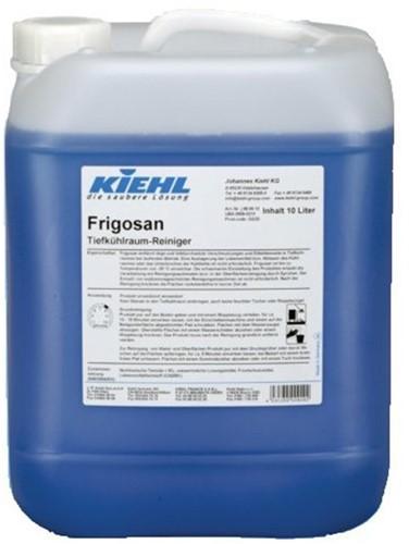 Kiehl Frigosan - Reiniger voor Diepvriesruimten, 10 L