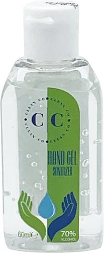 Gejoma Clean Co Handgel Sanitizer 70% 50 x 60ml