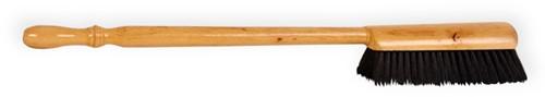 Gejoma Handstoffer, Gemengd Haar, Blank gelakt, 60 cm
