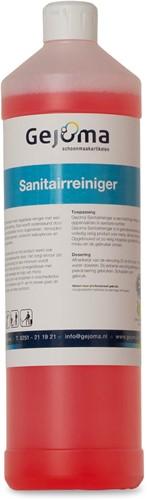 Gejoma Bio Sanitairreiniger, 12 x 1 L