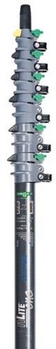 Unger GF63T nLite One Glasvezel Telescoopsteel, 6,40m