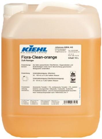 Kiehl Fiora-Clean-Orange Geparfumeerde reiniger 10 L