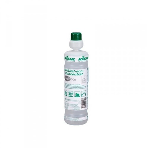 Kiehl Ambital-Eco Konzentrat Balance - Vloerreiniger, 6 x 1 L