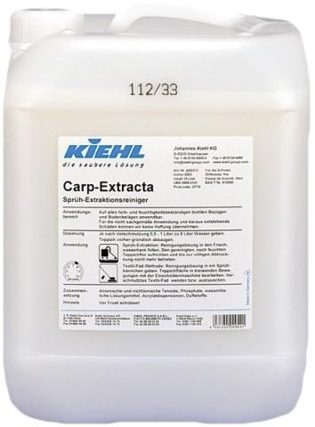 Kiehl Carp-Extracta - Tapijtreiniger, 10 L