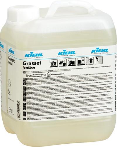 Kiehl Grasset - Vet verwijderaar, 5 L