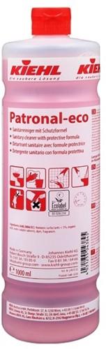 Kiehl Patronal-Eco - Sanitairreiniger, 6 x 1 L
