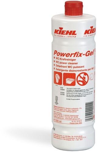 Kiehl Powerfix-Gel - Krachtige Toiletreiniger, 1 L