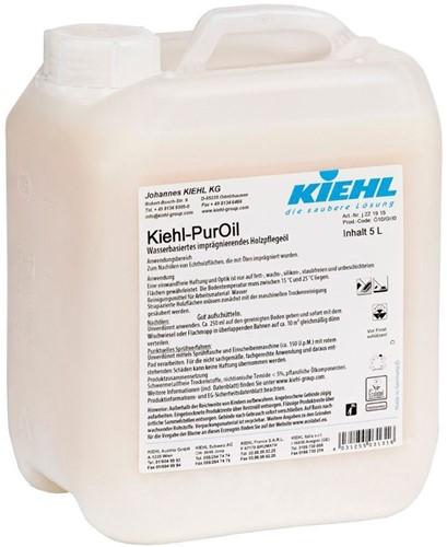 Kiehl PurOil - Impregnatie Olie, 2 x 5 L