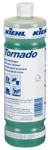 Kiehl Tornado - Krachtige Reiniger, 6 x 1 L