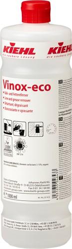Kiehl Vinox-Eco Kalk En Vet Verwijderaar voor kantines en voedselverwerkende fabrieken 6 x 1 L