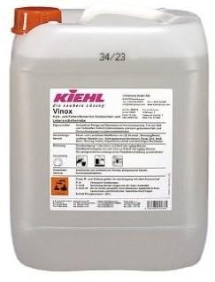 Kiehl Vinox-Eco Kalk En Vet Verwijderaar voor kantines en voedselverwerkende fabrieken 10 L