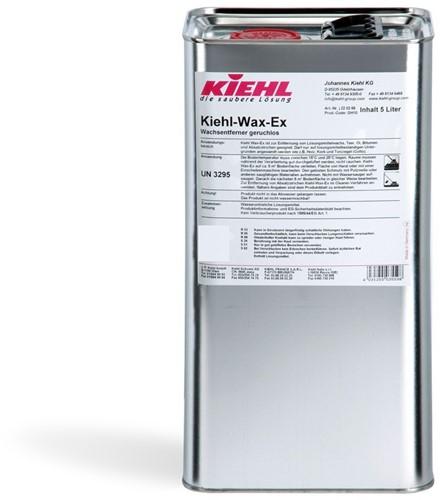 Kiehl Wax-Ex - Wasverwijderaar, 5 L