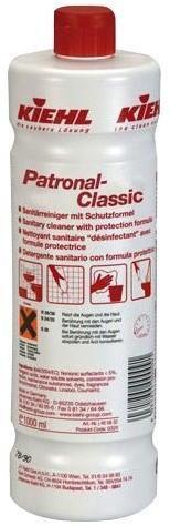 Kiehl Patronal-Classic - Sanitairreiniger, 6 x 1 L