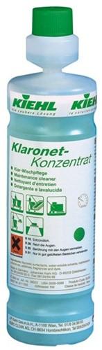 Kiehl Klaronet Konzentrat - Geconcentreerde Onderhoudsreiniger, 6 x 1 L