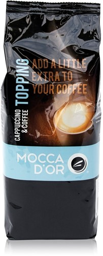Mocca d'or Cappuccino & Koffie Topping 750 gr