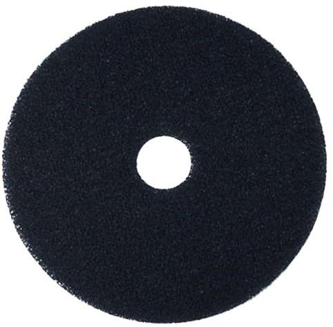 "Gejoma Basic Vloerpad Zwart, 17"" / 432 mm 5st"