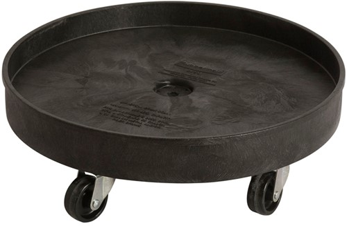 Rubbermaid Universele Dolly, t.b.v. ronde brute container