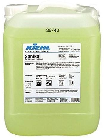 Kiehl Sanikal - Sanitairreiniger, 10 L