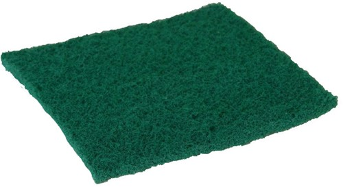 Gejoma Schuurlap Groen High-Q 15x23 cm, 10 stuks