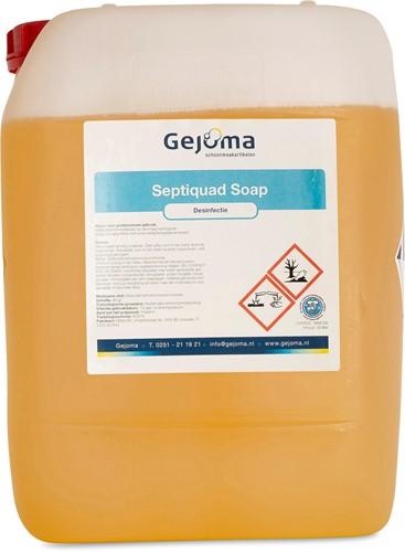 Gejoma Septiquad Soap Desinfectie, 10 L