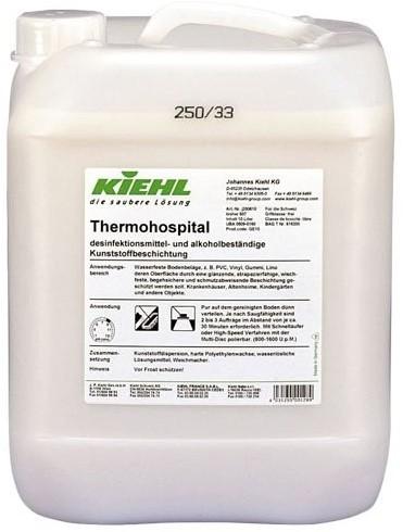 Kiehl Thermohospital - Gemetalliseerde Polymeer, 5 L