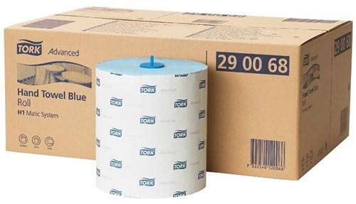 Tork Matic Blue H1 Handdoekrol (290068)