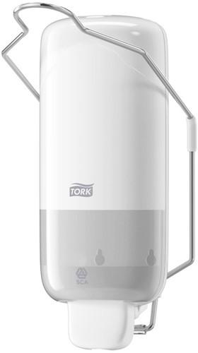 Tork Liquid Soap Dispenser met Elleboogbediening, Wit-2