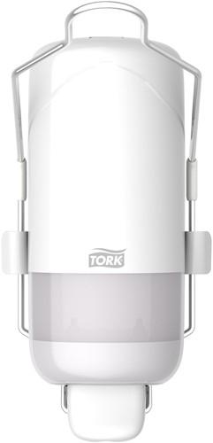 Tork Liquid Soap Dispenser met Elleboogbediening, Wit