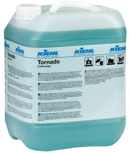 Kiehl Tornado - Krachtige Reiniger, 10 L