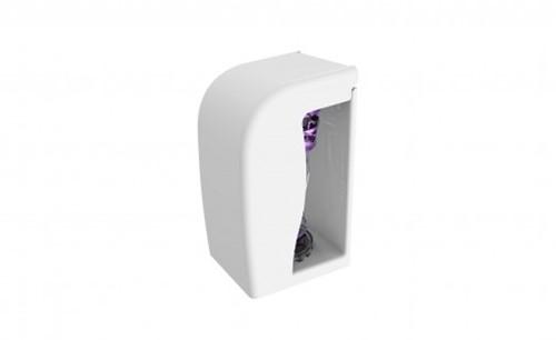 Gejoma Luchtverfrisser Tower Dispenser, Wit, 1 stuk