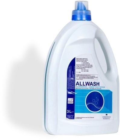 Vloeibaar Wasmiddel Allwash, 6 x 3 L